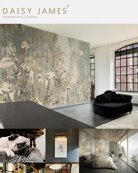 interior wallcovering bep