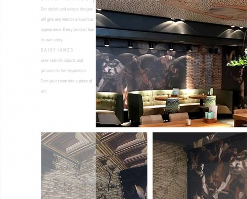 wallcovering exclusive pinklady winebar