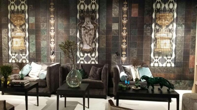 wallcovering keijser&co daisyjames vases